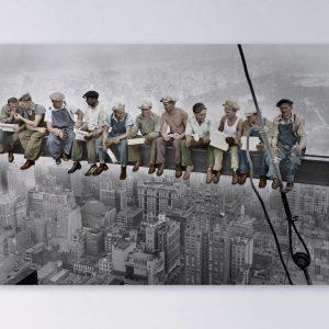 Wandpaneel-rechthoek-New-York-Workers-70x50cm-2048px.jpg